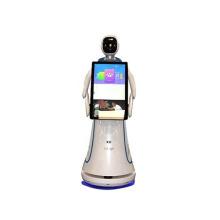 Smart AI Robots for Bank