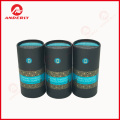 Customized Gold Foil Product Packaging  Paper Tube