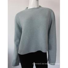 Neue Design-Computer gestrickt 100% reine Kaschmirpullover Pullover für Damen