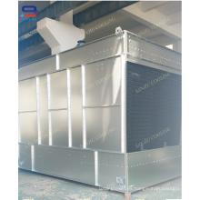 Torre de refrigeración abierta de acero para enfriador