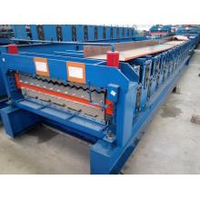 Tak Material Stål Tile Sheet Rolling Machine