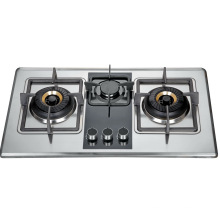 Tres quemador incorporado en la cocina (SZ-LX-202)