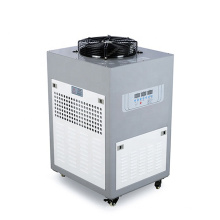 CW6300 2HP 5500W high efficiency industrial chiller price induction water cooler for induction heater