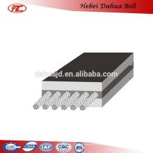 DHT-137 Steel cord conveyor belts for mine