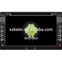 Зеркало-ссылка на Android 4.4 ТМЗ видеорегистратор 1080p автомобильный Центральный мультимедиа для Фольксваген Пассат Б5/Лиса/Spacecross с GPS/Bluetooth/ТВ/3Г