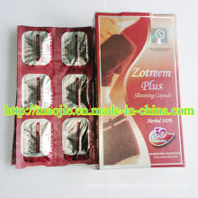 Best Slimming Capsule Zotreem Plus Health Food (MJ-ZT30 Caps)