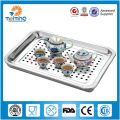 new arrival stainless steel tea tray
