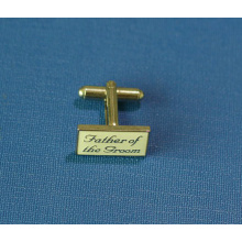 Custom Metal Square Cufflinks (GZHY-XK-006)