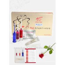 Ensemble de pigment de maquillage de tatouage permanent le plus récent de 2012 pour la lèvre