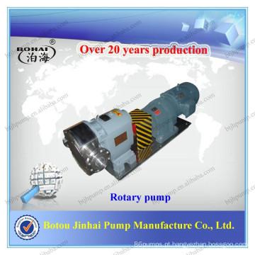 Alta qualidade de aço inoxidável 304, 316 bomba rotativa em bombas fabricadas na China