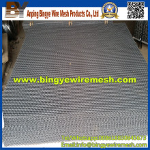 304 316 Crimped Wire Mesh in Metal Building Material