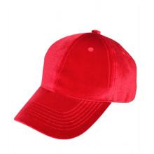 Sombreros y gorras de terciopelo Gorra de béisbol de deportes al aire libre unisex