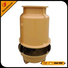 Água de circulação da torre refrigerando da tubulação fechada usando o dispositivo de dose químico automático