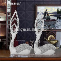 Top sales Eco-friendly gift toys deer resin polyresin resin animal figurine gift crafts