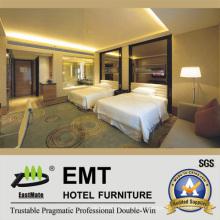 Dormitorio del hotel de los muebles del hotel de la manera fijado (EMT-B1203)