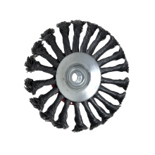 Good Quality Twisted Wire Bowl Brush Crimped Wire Cup Brush For Polishing