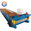 Galvanized Iron Roofing Sheet Roll Forming Machine