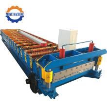 Γαλβανισμένο σίδερο στέγες φύλλο που αποτελούν μηχανή