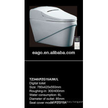 Digital toilet TZ342M/L PZG15A
