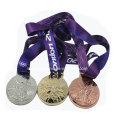 Anúncio de medalha futebol personalizado por atacado bom preço