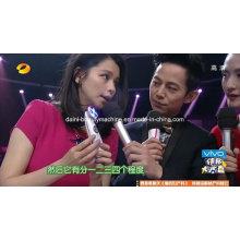 Estrela Famosa chinesa Recomendado LED RF 5 em 1 Cores Pele & Electroporação Rejuvenescimento Anti-Envelhecimento Rosto Massageador Beleza Nós e Plug UE Massageador Facial
