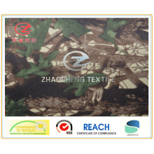 500d Poly Oxford Bush Pattern Camouflage Printing Fabric (ZCBP142)