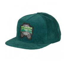 Mesh Curved Brim Trucker Hat Snapback Cap