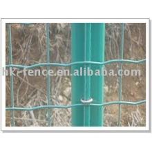 poteau de clôture de jardin
