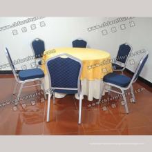 Meilleure vente de chaises de mariage avec table (YC-ZL22-08)