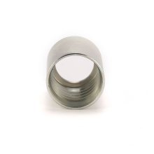 ISO9001 Certification hydraulic hose fittings and ferrules
