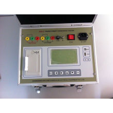 Automatic Single & Three Phase Transformers Turns Ratio TTR Tester