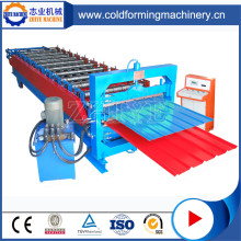 Double Layer Metal Roofing Corrugated Making Machine
