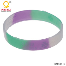 Viel Glück-Silikon-Armband-Armband