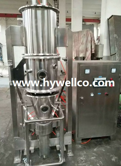 Feed Particle Granulator