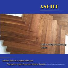 Heißer Verkauf neuer Artikel Fischgrätenmuster Engineered Wood Flooring