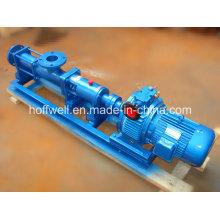 CE approuvé G50-1 pompe à vis sale huile mono