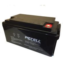 12В 65АЧ загерметизированная свинцовокислотная перезаряжаемые безуходной батареи