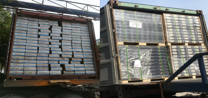 Laminate Flooring Package