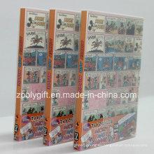 """Impreso plástico PP / PVC 4X6 """"Álbumes de fotos con caja de plástico transparente"""