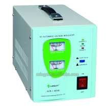 Customed AVR-1.5k Single Phase Fully Automatic AC Voltage Regulator/Stabilizer