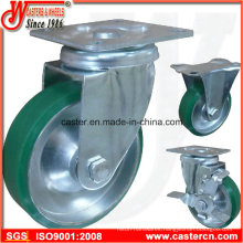 Economical Japanese Castor with Good Quality PU Wheel