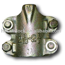 Steam Hose Safety Bolt Clamps