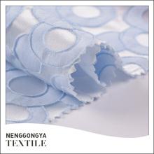 China fábrica Diferentes tipos de tecido de vestido elegante de poliéster