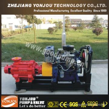 Pompe diesel d'irrigation d'agriculture
