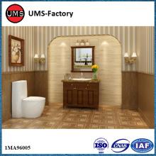 6mm tegels van de badkamers de ceramische houten textuurmuur