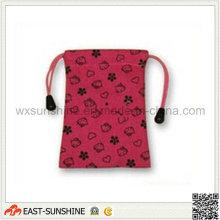 Bolso de la cámara de Microfiber / bolso del teléfono / bolso MP3 / MP4 (DH-MC0206)