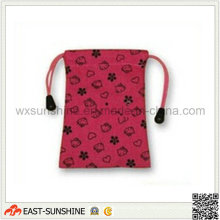 Microfiber Camera Bag/Phone Bag/MP3/MP4 Bag (DH-MC0206)