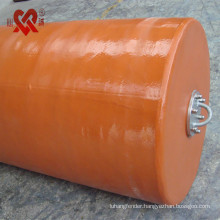 Factory professional manufacturing marine foam filled fender used for ship collision avoidance