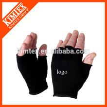 2015 Unisexe en gros acrylique gants faits à la main sans doigts