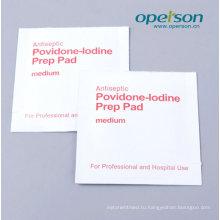Одноразовая подушка для подготовки йода Povidone